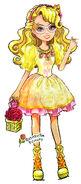 Profile art - Birthday Ball Rosabella