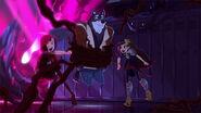 Dragon Games - Ramona and Cerise rescue Big Badwolf