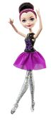 Doll stockphotography - Ballet Raven