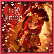 Facebook - Happy Birthday Lizzie