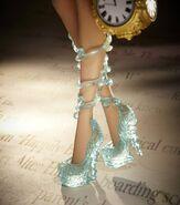 Diorama - shoes of Ashlynn