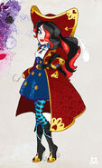 Ever After High Style Jane Hook