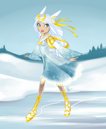 Celes-fairest-on-ice