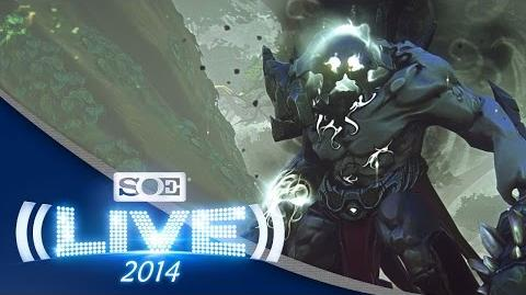 EverQuest Next New Combat and Classes SOE Live 2014