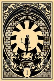 Heroinecard
