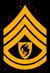 Clavic master sergeant