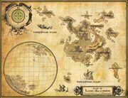 Galwyndor map