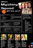 Mystery Squad Quiz