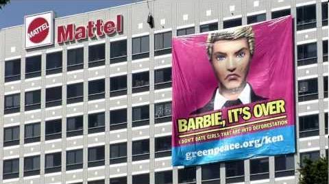 Barbie and Ken The Breakup
