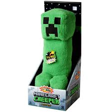 File:Minecraft Giant Plush Creeper With Hissing and Explosion Sound.jpg