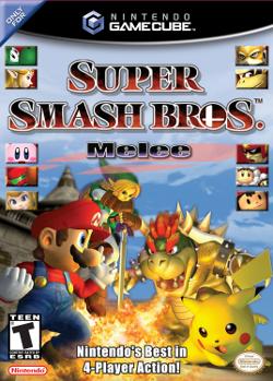 File:Super Smash Bros Melee box art.png