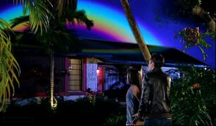 Nightime Rainbow 104