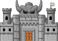 Bowser's Castle 1