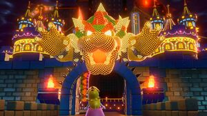 King Bowser Koopa's Castle Park