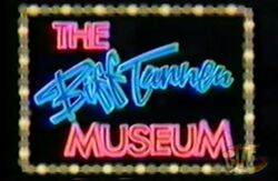 The Biff Tannen Museum Logo