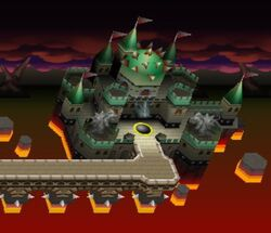 The Bowser Palace