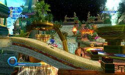 Tropical Resort Tourist Attraction