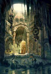 El Dorado Sarcophagus