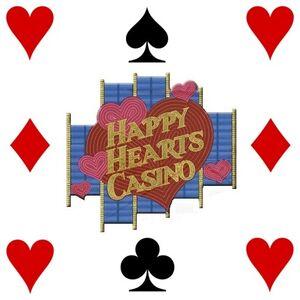 Happy Hearts Casino Logo