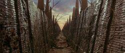 The Brick Corridor