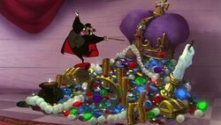 Professor Ratigan's Treasures