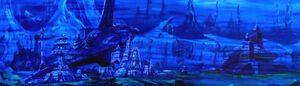 The Undersea Base