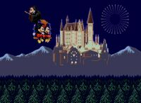 Enchanted Castle of Illusion