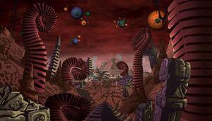 The Nightmare City of R'Lyeh
