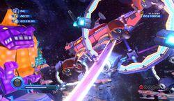The Starlight Carnival Area