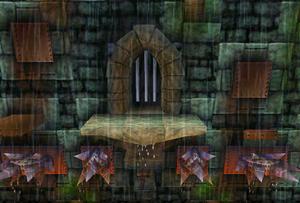 Cortex Island - Castle Walls