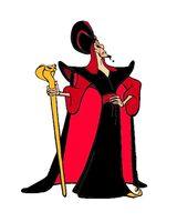 Jafar & his Snake Staff