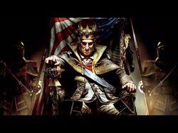 Evil George Washington Assassin's Creed