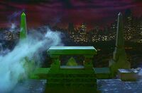 The Altar of Gozer