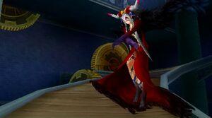Sorceress Ultimecia's Castle Arena