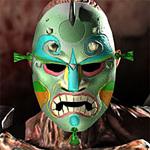 Drahmin's Mask