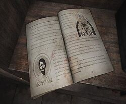 Silent Hill's Ancient Gods Book