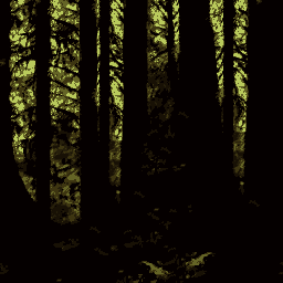 DKC3 - Jungle