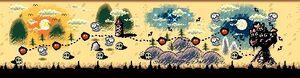 Koopa Kingdom's Dark Land