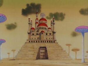 The Pilaf Castle