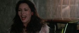 Fatima Blush (played by Barbara Carrera) Never Say Never Again 181-0