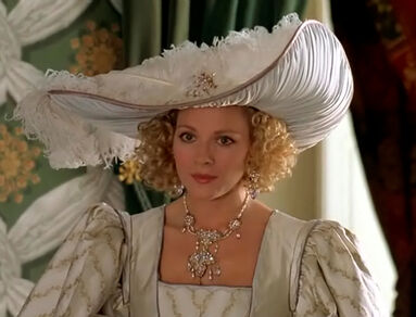 Justine de Winter (played by Kim Cattrall) The Return of the Musketeers 01