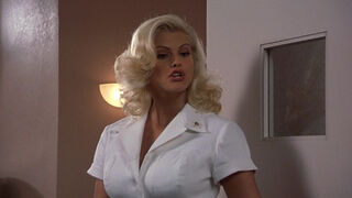 Tanya Peters in Naked Gun 3 (played by Anna Nicole Smith) 26