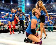 Eve Torres 3 - Wrestlemania 28 2