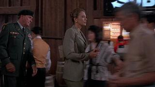 Michelle Rodham Huddleston (played by Brenda Bakke) Hot Shots 2 06