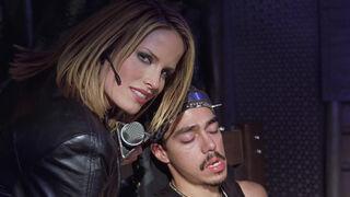 Erica Black in Turbulence 3 - Heavy Metal (played by Monika Schnarre) 16