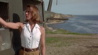 Michelle Rodham Huddleston (played by Brenda Bakke) Hot Shots 2 96