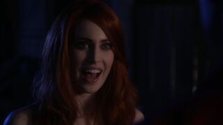 Maxima (played by Charlotte Sullivan) Smallville Instinct 138