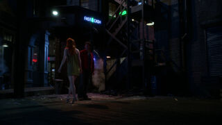 Maxima (played by Charlotte Sullivan) Smallville Instinct 137