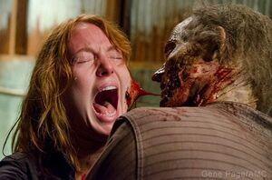 Paula Walking Dead