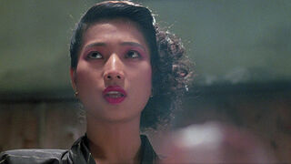 The Japanese Fighter in My Lucky Stars (played by Michiko Nishikawa) 36